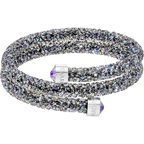(Swarovski Crystaldust Bracelet 5292441 Woman Crystal)