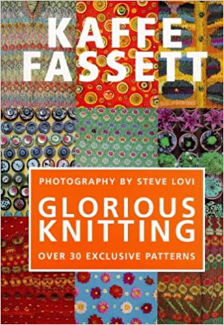 Glorious Knittings. Over 30 Exclusive Patterns: Amazon.de: Kaffe ...