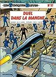 """Afficher """"Les tuniques bleues n° 37 Duel dans la Manche"""""""