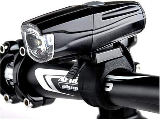No logo Kppto Faros de Bicicleta, 700 lúmenes Luces de Carga USB ...
