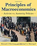 Principles of Macroeconomics: Activist vs Austerity Policies