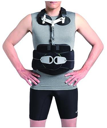amazon com orthomen tlso back brace thoracic lumbo sacral
