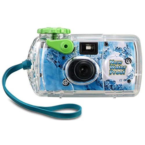 FUJIFILM レンズ付フイルム フジカラー 写ルンです 防水タイプ