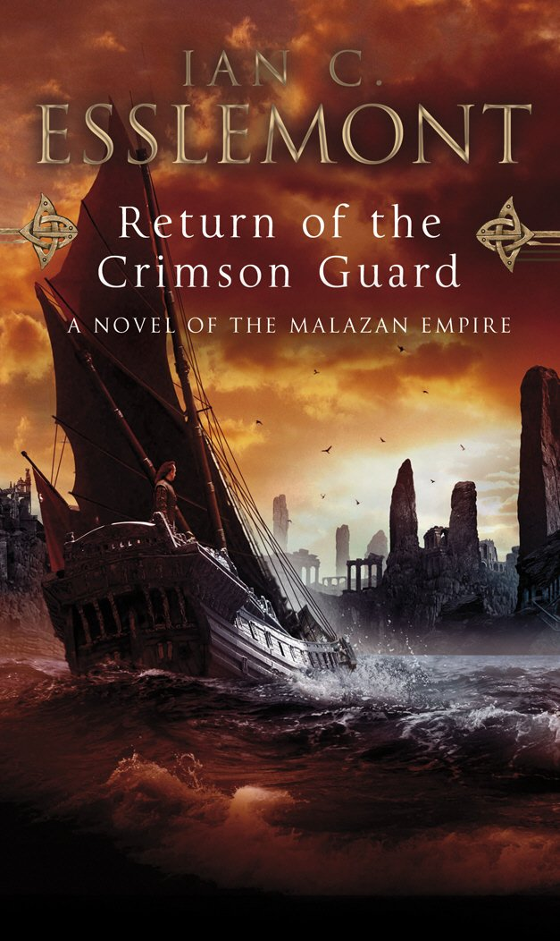 Return of the Crimson Guard ebook