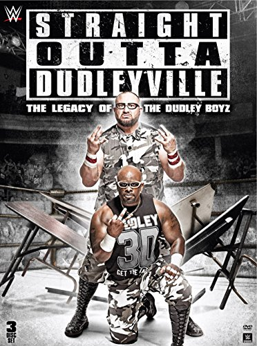 DVD : WWE: Straight Outta Dudleyville: The Legacy Of The Dudley Boyz (3 Pack, Digipack Packaging, Dolby, AC-3, 3 Disc)