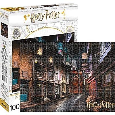 Harry Potter Diagon Alley 1,000pc Puzzle: Toys & Games