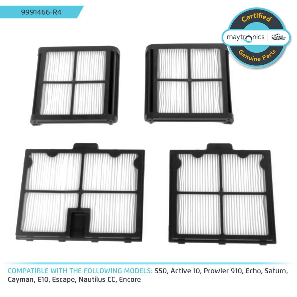 Dolphin Ultra-fine Filter Panels by Dolphin