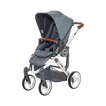 Abc Design Kombikinderwagen Pepper Gravel Amazoncouk Baby