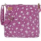 Animal Womens Wildflower Cross-Body Bag