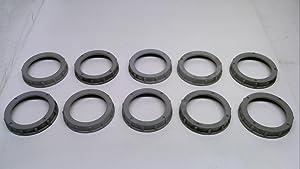 Oz Gedney Ib-300 - Pack Of 10 - Insulating Bushings, Diameter: 3