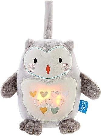 Innovador CrySensor - se activa automáticamente siempre que el bebé llore,4 sonidos relajantes - lat