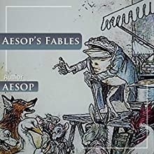Aesop's Fables Audiobook by Aesop Narrated by Heidi Gregory
