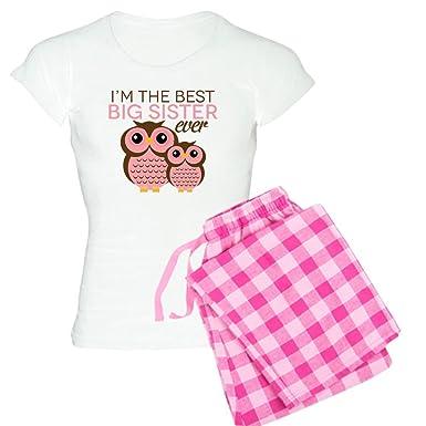 4dff06573 Amazon.com  CafePress - Im The Best Big Sister Ever - Womens Novelty ...
