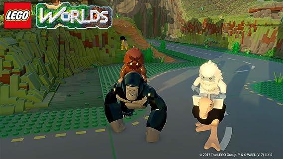 LEGO Worlds [Importación francesa]: Amazon.es: Videojuegos