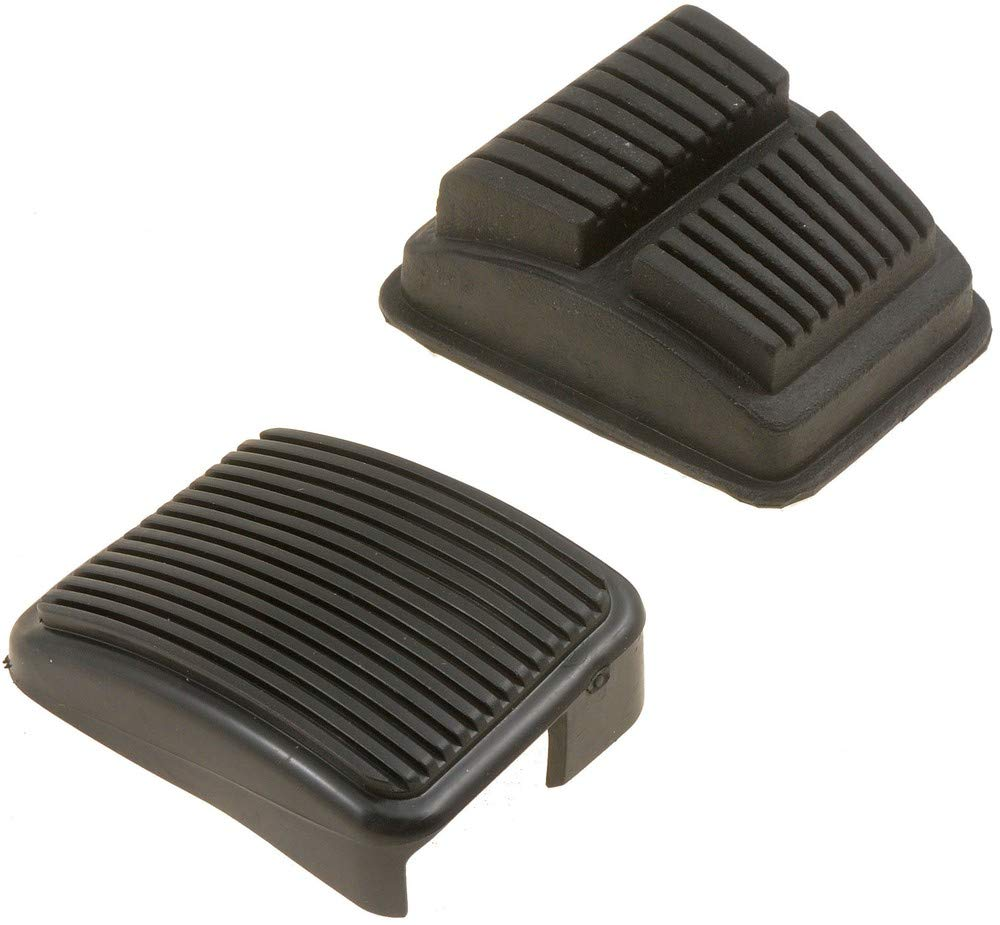 See Description For More Details Lincolnc Mercury Models APDTY 31853 Replacement Parking Brake /& Clutch Pedal Rubber Pedal Pads Fits Select 1964-2011 Ford