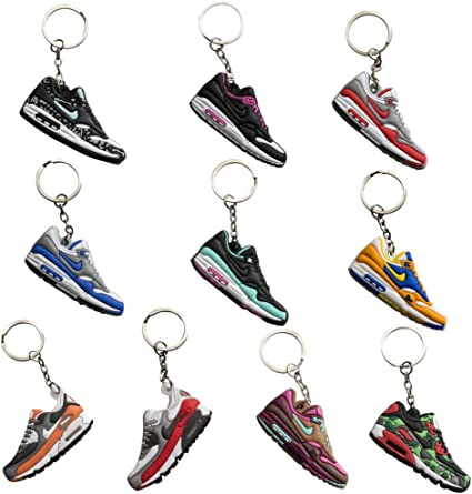 NIS Industries Mini Sneaker Porte clés Rare Air Packs en