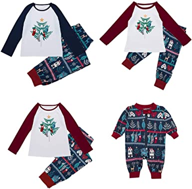 Lurryly❤Family Matching Clothes Women Boys Girls Short Sleeve Blouse Tops T-Shirt Outfits