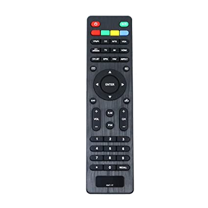 amazon com zdalamit rmt 17 new replaced remote for westinghouse tv rh amazon com Westinghouse LED TV Westinghouse LED TV Costco