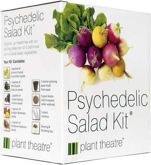 Plant Theatre 571330A - Kit de germinación Vegetales exóticos de ...