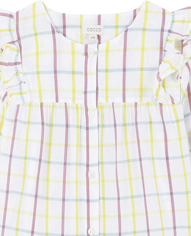 Gocco Cuadros Conjuntos de Pijama, Amarillo (Amarillo Claro ...