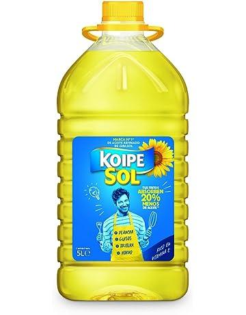 Aceite de semillas girasol Koipesol 5 litro pet