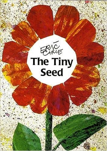 The Tiny Seed: Carle, Eric, Carle, Eric: 9780689842443: Amazon.com ...