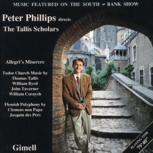 The Tallis Scholars: Music Featured on The South Bank Show by Gimell UK