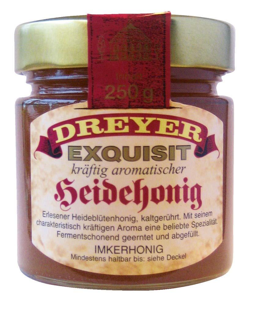 Dreyer - Exquisit Heidehonig - 250g: Amazon.de: Lebensmittel & Getränke