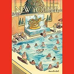The New Yorker, January 11th 2016 (Katherine Zoepf, Tad Friend, Thomas Mallon)