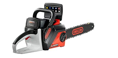OREGON CORDLESS 40 Volt MAX CS250-E6 Saw Kit review