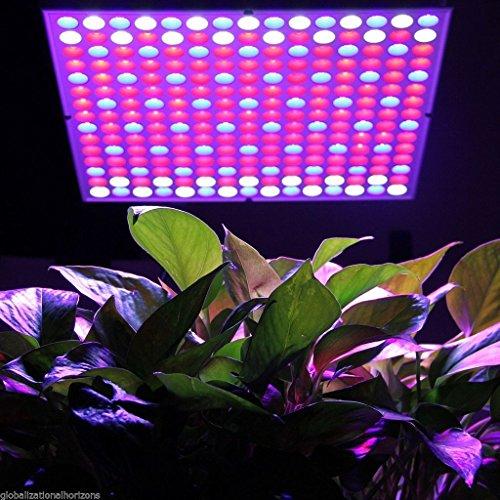 14 W 225 SMD LED Grow Lights for Indoor Veg Flower Marijuana Plant Light Panel