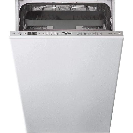 Whirlpool WSIO 3T223 PCE X lavavajilla Totalmente integrado 10 ...