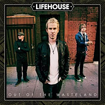Lifehouse Self Titled Album Cover