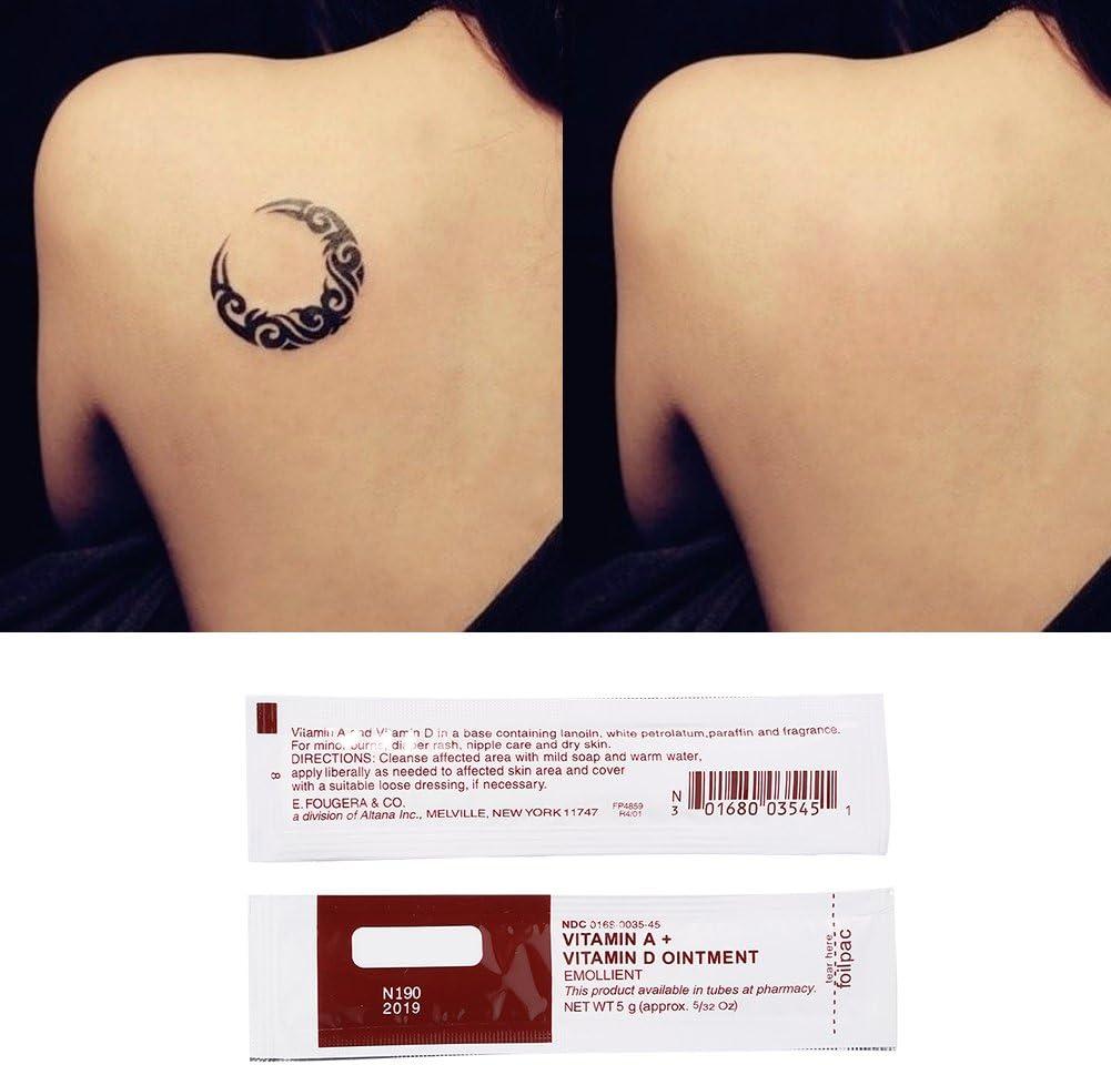 10 pcs Tattoo Aftercare crema para tatuaje cicatriz curación ...