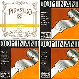 Best Violin Strings - JSI Special 4/4 Violin String Set: Gold Label Review