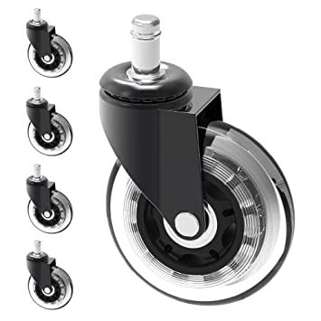 Herrman 10 Mm Stelo Chair Caster Wheel Replacement Proteggere