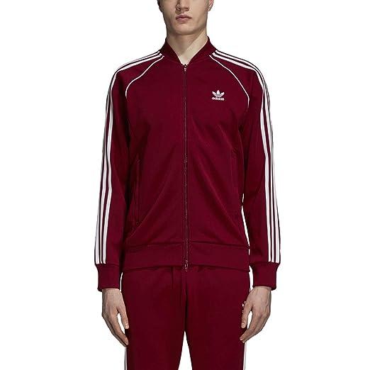 e333eaa33a7ea adidas Originals Superstar Track Top - Men's Du1347 at Amazon Men's ...