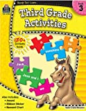 Ready-Set-Learn 3rd Grade Activities, Teacher Created Resources Staff, 1420659251