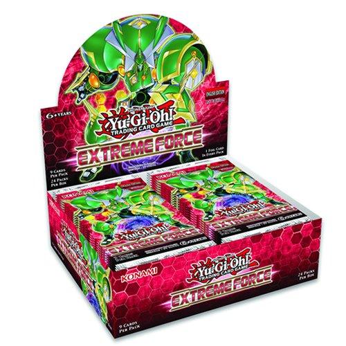 Yu-Gi-Oh! KONEXFO TCG Extreme Force Booster Box