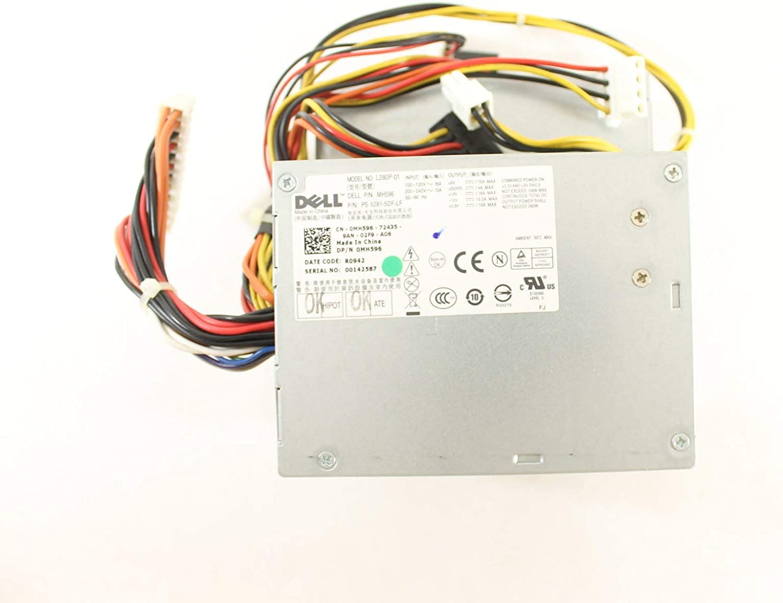 Dell MH596 Power Supply PSU 280W L280P-01 Optiplex 740 745 330 755 Dimension C521