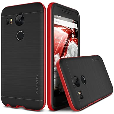 online store a8cf0 dd8f6 Verus Case LG Nexus 5X High Pro Shield - Crimson Red (VRS Design)