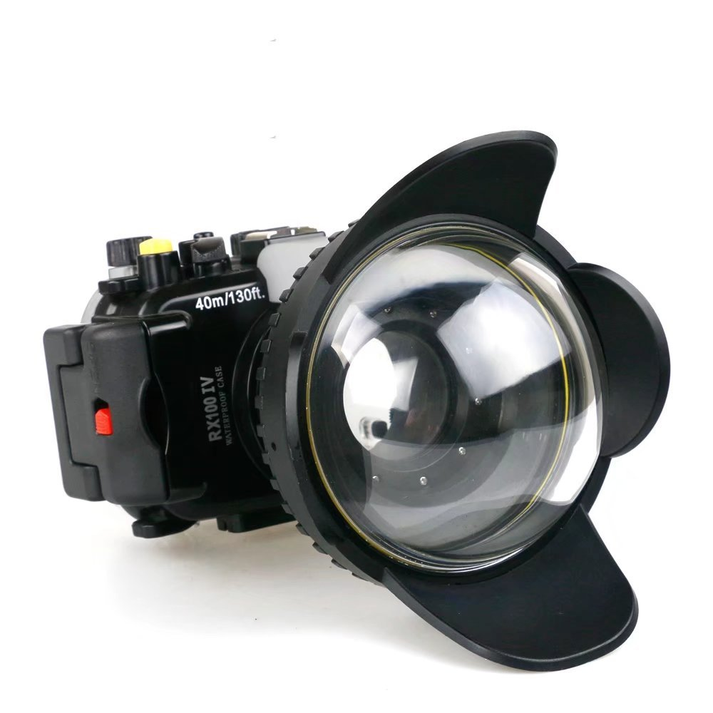 Sea frogs Wide Angle Wet Correctional Dome Port Lens for Underwater Housings (67mm Round Adapter) by Sea frogs (Image #8)