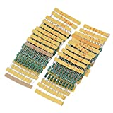 CNBTR 200pcs 1UH~4.7MH 20 value 0410 DIP Color Wheel Inductor 1/2W