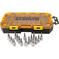 Deals on DEWALT DWMT73806 Tool Kit 3/8-inch Drive Socket Set, 17 Piece