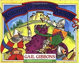 amazon knights in shining armor gail gibbons europe