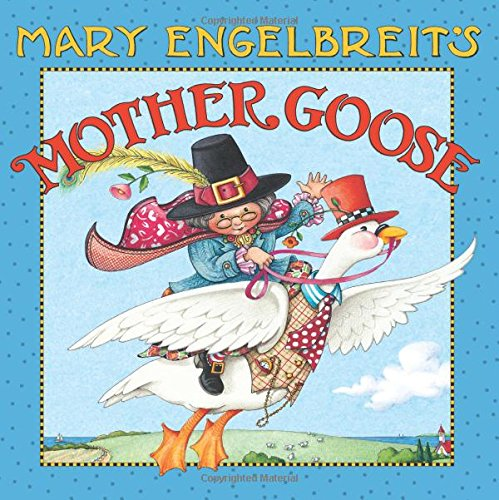 Mary Engelbreit's Mother Goose Board Book (Mother Goose Board Book)