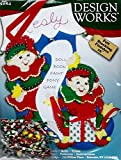 Design Works #5084 Felt Elves Stocking Kit