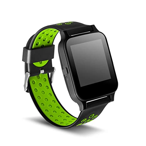 Amazon.com : Carole4 Z40 Bluetooth Sport Smart Watch Men ...