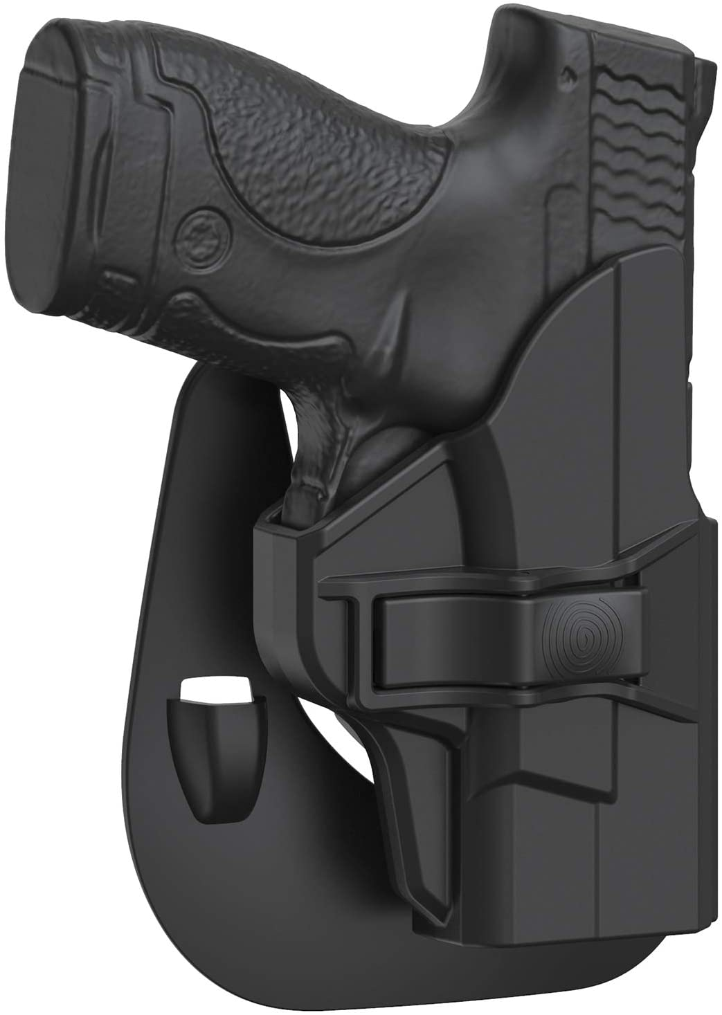 M&P Shield 9mm OWB Paddle Holster