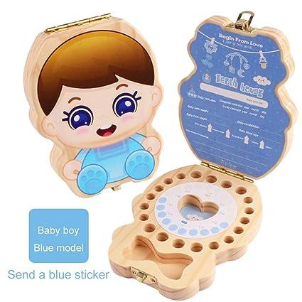 L Caja de Leche Infantil - Organizador de la Caja de Almacenamiento de Madera